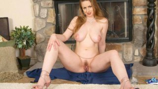 Thick busty mature wife solo Thumbnail