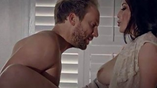 Massive boobs wifey Noelle Easton banged and creampied