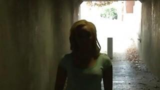 Horny blonde slut Tinslee Reagan dped by massive black cocks Thumbnail