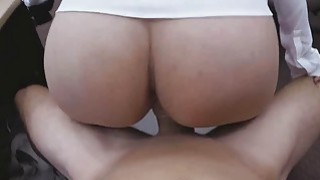 Sweet sexy babe loves getting fucked hard for cash Thumbnail