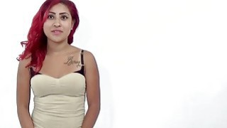 LATINA IS LATE AND GETS FUCKED IN THE ASS AT PHOTO SHOOT Thumbnail