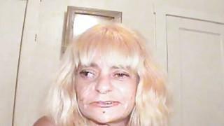 One eye Patsy blows Cracker Jack Thumbnail