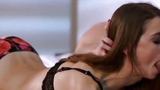 Hot Teen Daughter And Even Hotter Step Mum Share One Hard Cock Thumbnail