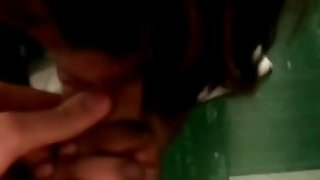 African cutie takes long cock in mouth and cunt Thumbnail