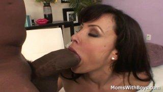 Ass Sexy MILF Lisa Ann Fucking Hard Black Cock Thumbnail